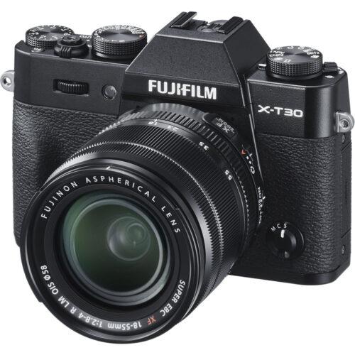 Fujifilm X-T30 XF 18-55mm objektívvel