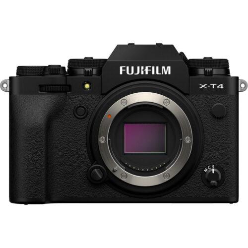 Fujifilm X-T4 fényképezőgép fekete 1