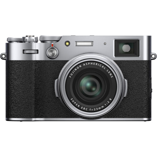 Fujifilm X100V fényképezőgép ezüst 1