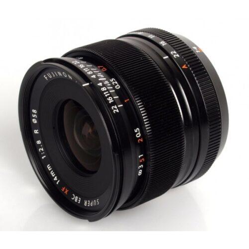 FUJINON XF14mm F2.8 R objektív 2